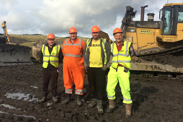 Surface coal mine restoration to provide boost to local