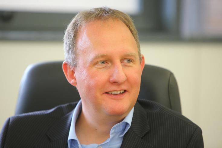 Richard Dunkley, managing director, Banks Renewables